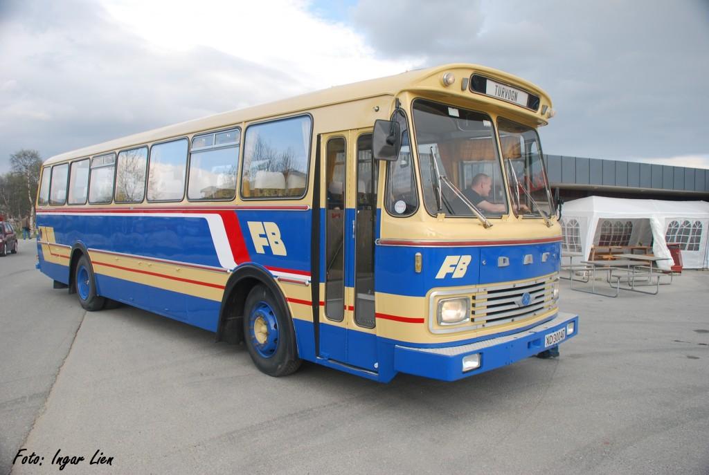 XD30047 DAF SB1600DT Berg 1974