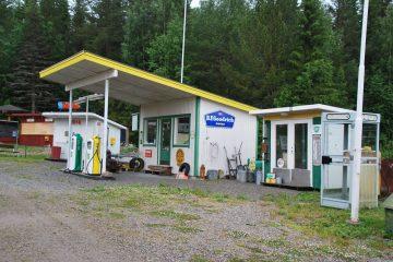 Brattbytorpet bensinstasjon